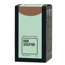 Hair Sculptor Hair Building Fibres Light Brown 25g