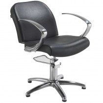 REM Evolution Backwash Chair Black