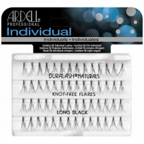 Ardell Naturals Individual knot Free Flare Lashes Long Black