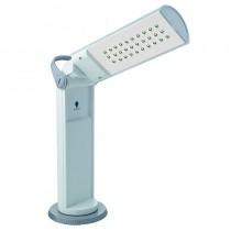 Daylight LED Portable Manicure Twist Lamp White/Grey
