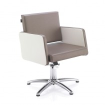 REM Colorado Hydraulic Styling Chair with Fabric Options