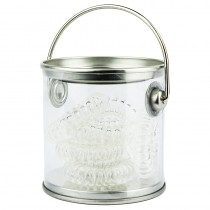 Bucket Of Bobbles x 6 Clear