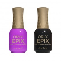 Orly EPIX Duo Kit Such a Critic Flexible Color