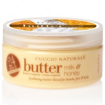 Cuccio Naturale Milk & Honey Butter Blend 240g (8oz)