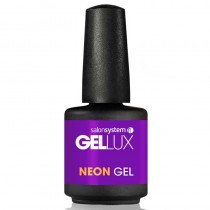 Gellux Flaming Purple 15ml Gel Polish