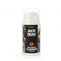 Jack Dean Pre Shave Cleansing Cream 90ml