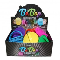 Denman D6 Be-Bop Brights 12pc Display Pack Massage Brush