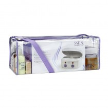 Satin Smooth Professional Double Wax Heater Starter Kit by BaByliss Pro