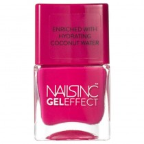 Nails Inc Chelsea Grove Gel Effect Nail Polish Coconut Brights 14ml