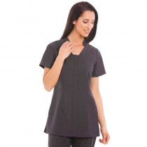 Monaco Tunic Dark Grey