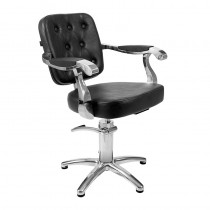 Lotus Minster Black Styling Chair