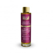 Crazy Angel Gilded Goddess Self Tan Dry Oil 100ml