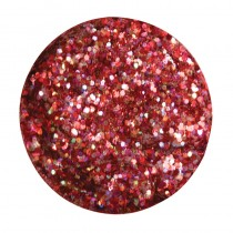 NSI Sparkling Glitters Golden Red 3g