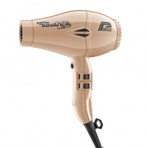 Parlux Advance Light Ionic + Ceramic Light Gold Hairdryer (2200w)