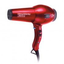 Diva Ultima 5000 Pro Dryer Red