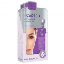 Skin Republic Caviar + CoQ10 Face Mask Sheet 25ml Pack of 10