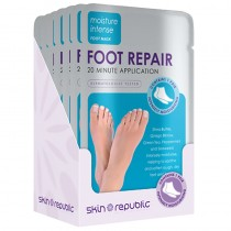 Skin Republic Foot Repair Mask 18g Pack of 10