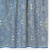 Spa Essentials Indonesian Batik Sarong Deep Sea Blue