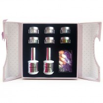 Mirror Chrome Nail System Kit