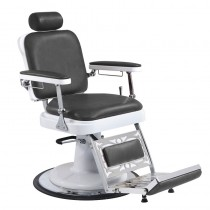 Lotus Burton Barber Chair Grey