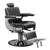 Lotus Eastwood Black Barber's Chair