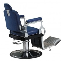 Lotus Heston Barber Chair Blue