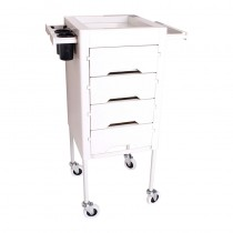 Lotus Mayfair Trolley White
