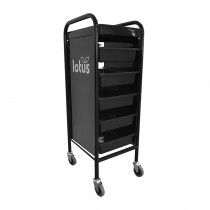 Lotus Earl Trolley 5 Drawers