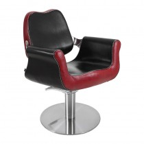 Lotus Jackman Styling Chair With Round Base
