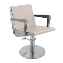 Lotus Arkin Pearl Styling Chair With Round Base