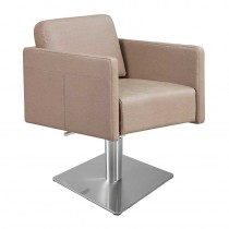 Lotus Murray Caramel Styling Chair