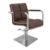 Lotus Caplan Brown Styling Chair