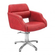 Lotus Norton Red Styling Chair