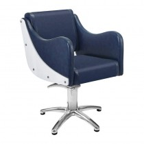 Lotus Senna Blue Styling Chair
