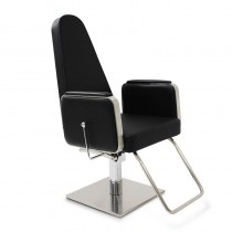 REM Cosmetic and Brow Reclining Chair Black Only