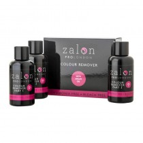 Zalon Pro London Colour Remover Single Application 3 x 50ml