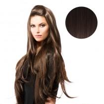 BiYa Seamless 3/4 Wig 4 Dark Brown
