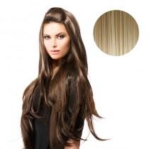 BiYa Seamless 3/4 Wig 24 Light Golden Blonde