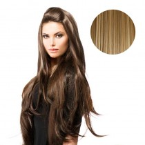 BiYa Seamless 3/4 Wig 10p613 Caramel Brown/Blonde