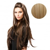 BiYa Seamless 3/4 Wig 22 Golden Blonde