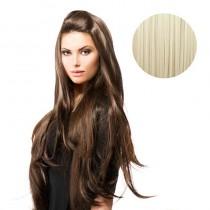 BiYa Seamless 3/4 Wig 60 Bleach Blonde