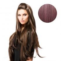 BiYa Seamless 3/4 Wig 99j Deep Wine Red