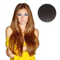 BiYa Instant Clip in Hairdo 2 Darkest Brown