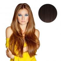 BiYa Instant Clip in Hairdo 4 Dark Brown