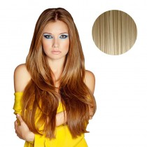 BiYa Instant Clip in Hairdo 24 Light Golden Blonde