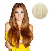 BiYa Instant Clip in Hairdo 60 Bleach Blonde