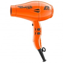 Parlux Advance Light Ionic + Ceramic Neon Orange Hairdryer (2200w)