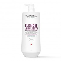 Goldwell Dualsenses Blondes & Highlights Anti-Yellow Shampoo 1Litre