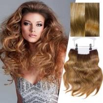 Balmain Clip-In Weft Memory Hair L.A 45cm 5CG.6CG/8CG/9G
