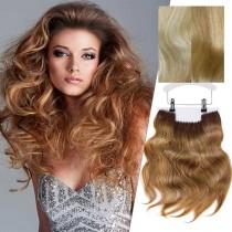 Balmain Clip-In Weft Memory Hair New York 45cm 8CG/9G/9.10G